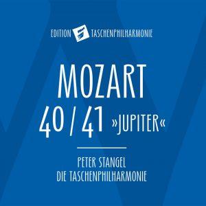 """{:de}Taschenphilharmonie - Mozart 40/41 """"Jupiter""""{:}{:en}Taschenphilharmonie - Mozart 40/41 """"Jupiter""""{:}"""