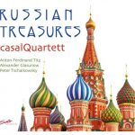 {:de}Casal Quartett - Russian Treasures{:}{:en}Casal Quartett - Russian Treasures{:}