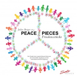 Julius Berger - Peace - Pieces