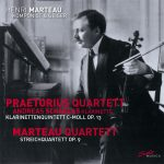 {:de}Praetorius Quartett / Marteau Quartett: Henri Marteau Vol. 3{:}{:en}Praetorius Quartett / Marteau Quartett: Henri Marteau Vol. 3{:}