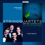 {:de}Amati Quartett: Haydn Stringquartets{:}{:en}Amati Quartett: Haydn Stringquartets{:}