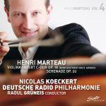 {:de}Henri Marteau - Violinkonzert C-Dur Op. 18 / Serenade Op. 20{:}{:en}Henri Marteau - Violin concert C-Dur Op. 18 / Serenade Op. 20{:}