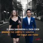 {:de}Elmira Darvarova & Zhen Chen - Brahms: The complete Sonatas for Violin & Piano{:}{:en}Elmira Darvarova & Zhen Chen - Brahms: The complete Sonatas for Violin & Piano{:}