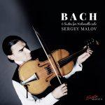 {:de}Sergey Malov – Bach, 6 Suites for Violoncello solo{:}{:en}Sergey Malov - Bach, 6 Suites for Violoncello solo{:}