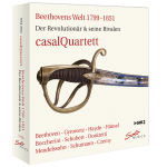 {:de}casalQuartett – Beethovens Welt 1799 – 1851 (5 CD-Box){:}{:en}casalQuartett – Beethoven's World 1799 – 1851 (5 CD-Box){:}