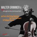 Walter Grimmer & 3G-Quartett - Schubert & Racine